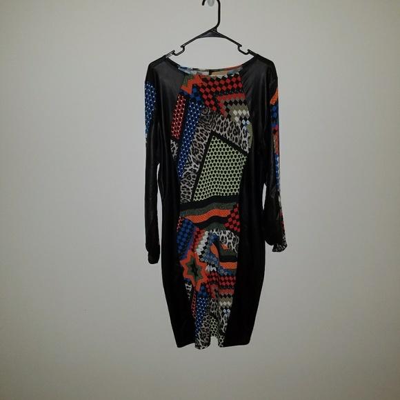 Curvaceous boutique Flirty bodycon dress